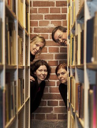 Biblioteksbloggarna