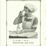 Ur Förteckning över Mjölkcentralens mejeribodar samt några guldkorn för våra husmödrar